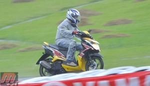 test ride xeon rc-1
